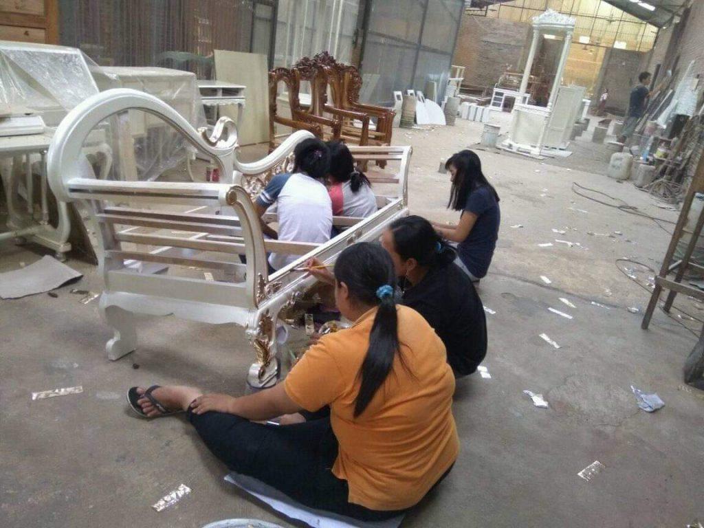 Mengembalikan Kejayaan industri Furniture Jepara